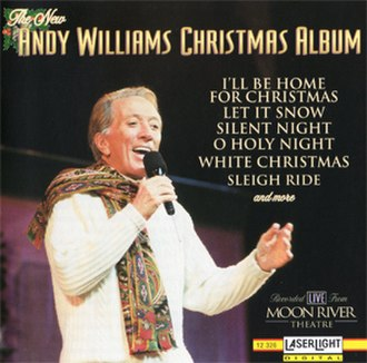 The New Andy Williams Christmas Album - Image: Williams New