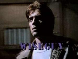 Wiseguy - Wiseguy title card, season one