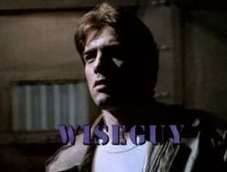 Wiseguy - Wiseguy title card, season one