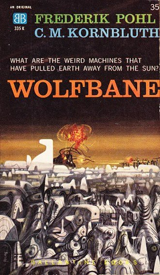 Wolfbane (novel) - First edition (paperback)
