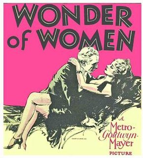<i>Wonder of Women</i> 1929 film