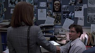 Pilot (<i>The X-Files</i>) 1st episode of the first season of The X-Files