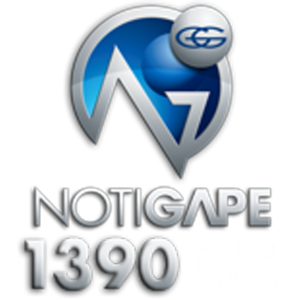XEOR-AM - Image: XEOR notigape 1390 logo