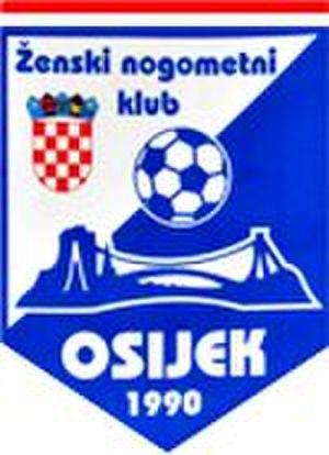 ŽNK Osijek - Image: ZNK Osijek logo