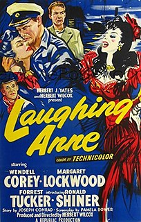 <i>Laughing Anne</i> 1953 film by Herbert Wilcox