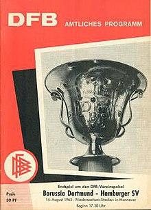 1963 dfb pokal final wikipedia