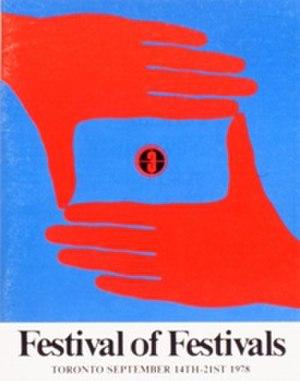 1978 Toronto International Film Festival - Festival poster