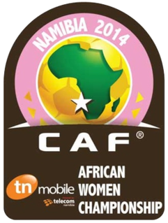 2014 African Womens Championship