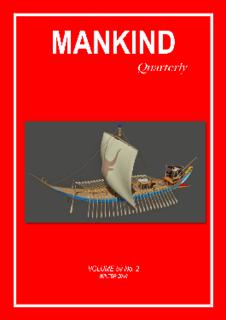 <i>Mankind Quarterly</i> Academic journal