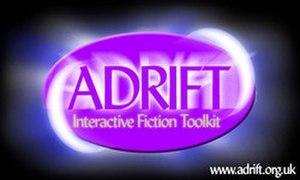 ADRIFT - Image: ADRIFT software logo