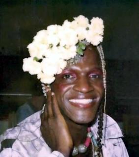 Marsha P. Johnson Black American gay liberation activist (1945–1992)