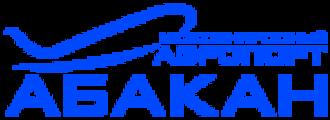 Abakan International Airport - Image: Abakan Airport logo