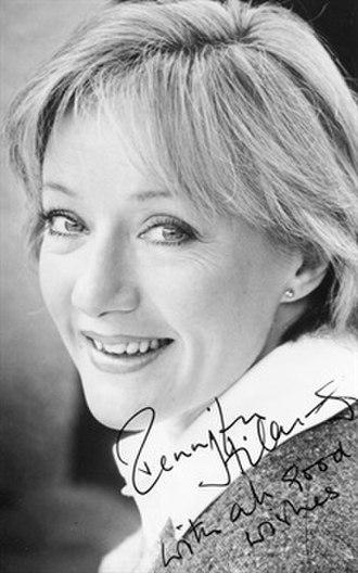 Jennifer Hilary - Image: Actress Jennifer Hilary