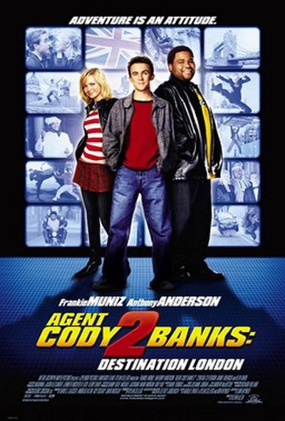 Picture of a movie: Agent Cody Banks 2: Destination London