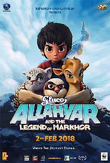 Allahyar and the Legend of Markhor.2017Urdu