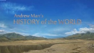 Andrew Marr's History of the World - Image: Andrew Marr's History of the World titlecard