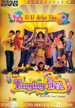 Ang Tanging Ina - Ang Tanging Ina DVD Cover