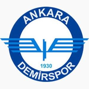 Ankara Demirspor - Image: Ankarademirspor