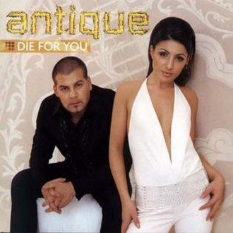 Die for You (album) - Image: Antique Diefor You Swedish