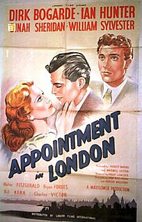 <i>Appointment in London</i> 1953 film by Philip Leacock