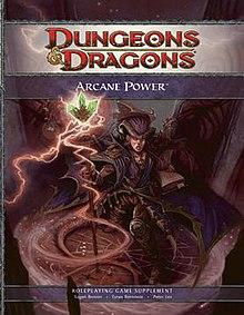 Arcane Power - Wikipedia