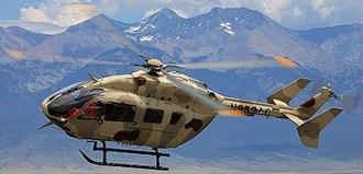 Eurocopter UH-72 Lakota - EADS AAS-72X concept