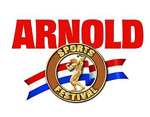 Arnold Sports Festival - Logo of the Arnold Sports Festival