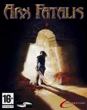 Arx Fatalis - Image: Arx Fatalis cover