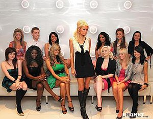 Paris Hilton's My New BFF - Image: BFF Cast 02