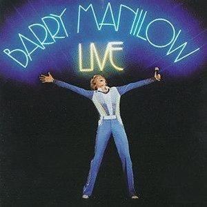 Barry Manilow Live - Image: BM Live