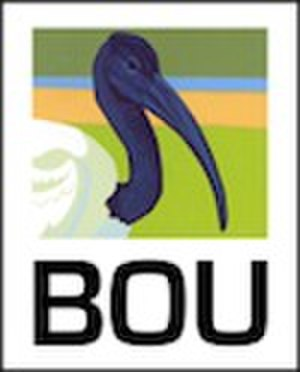 British Ornithologists' Union - Image: BOU logo (2014)