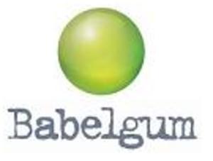 Babelgum - Image: Babelgum Logo 2009