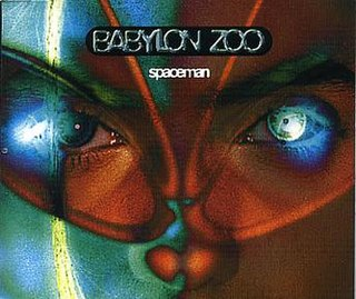Spaceman (Babylon Zoo song) 1996 single by Babylon Zoo