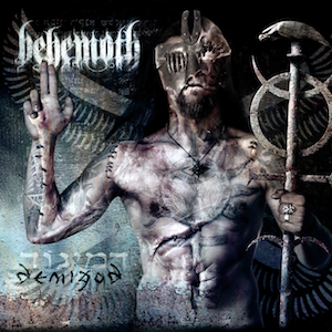 Demigod (album) - Image: Behemoth Demigod 2004