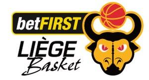 Liège Basket - Image: Bet First Liège logo