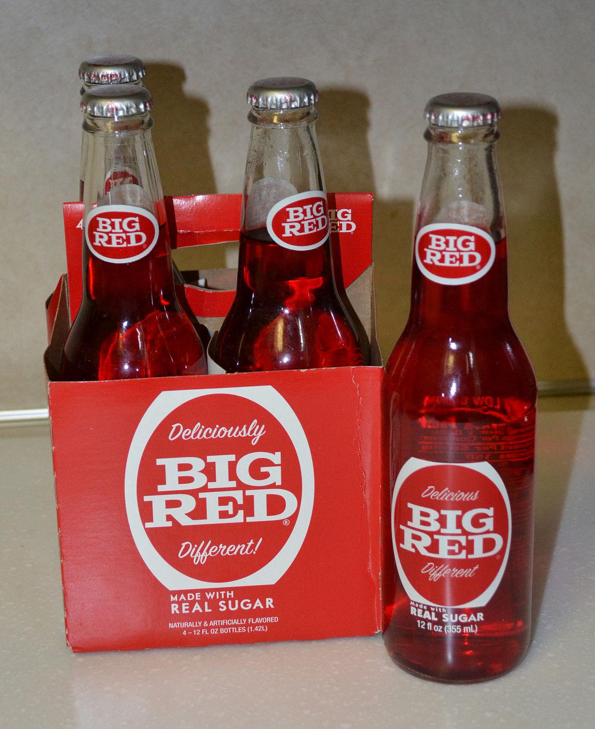 Big Red (soft drink) - Wikipedia