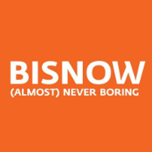 Bisnow Media - Image: Bisnow Media Logo