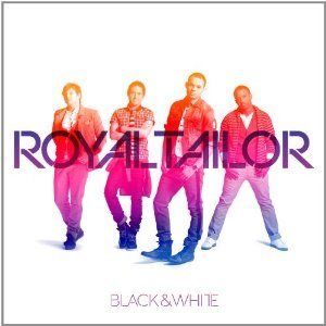 Black & White (Royal Tailor album) - Image: Black & White (Royal Tailor album)