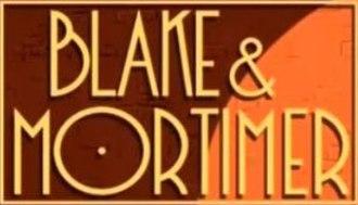 Blake and Mortimer (TV series) - Intertitle