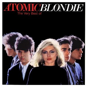 Atomic: The Very Best of Blondie - Image: Blondie Atomic The Very Best of Blondie