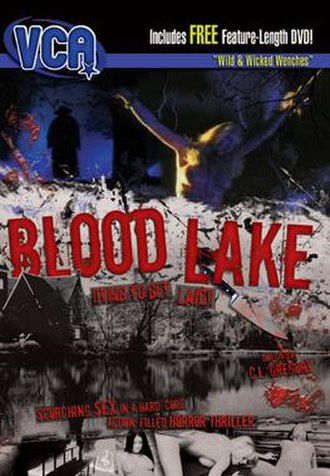 Blood Lake - DVD released by VCA Pictures