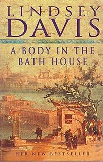 <i>A Body in the Bath House</i>