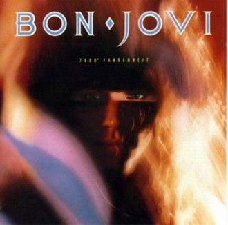 7800° Fahrenheit - Image: Bon Jovi 7800 Fahrenheit