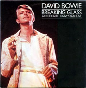 Breaking Glass (song) - Image: Bowie Breaking Glass