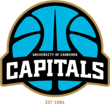 University of Canberra Capitals logo