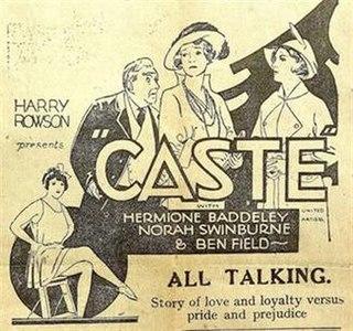 <i>Caste</i> (film) 1930 film
