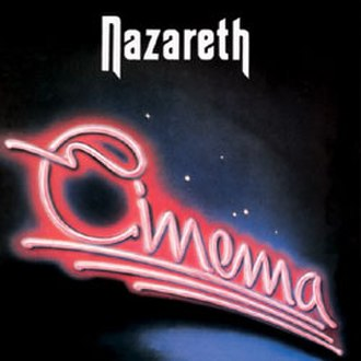 Cinema (Nazareth album) - Image: Cinema (Nazareth album)
