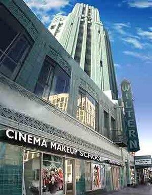 Cinema Makeup School - Image: Cinema Makeup School