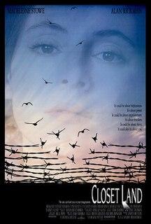 <i>Closet Land</i> 1991 film by Radha Bharadwaj