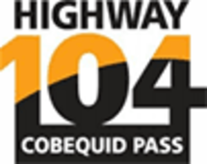 Cobequid Pass - Image: Cobequid Pass logo
